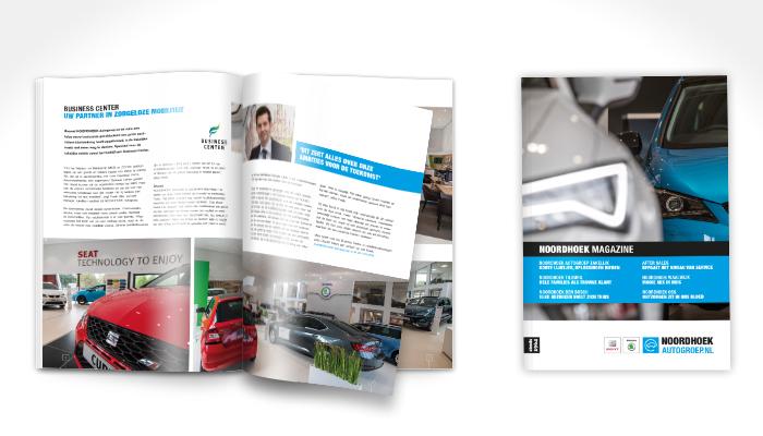 Openingsmagazine<br>NOORDHOEK Autogroep