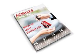 Achilles Autolease<br>Jubileummagazine
