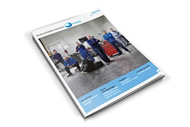 Autoschade Herstel Groep<br>Corporate magazine