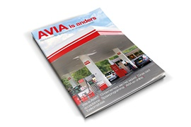 AVIA<br>Corporate magazine