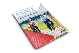 ENRA verzekeringen<br>Jubileummagazine