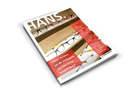 Hans Anders<br>Corporate magazine