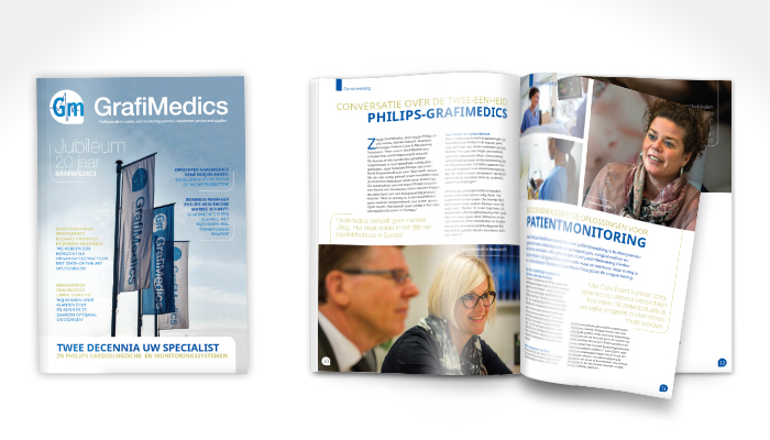 Grafimedics Philips Great Magazines