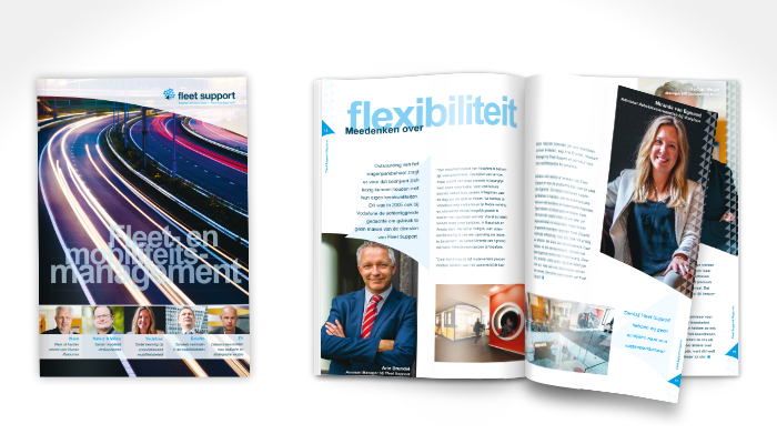 Fleet Support Great Magazines