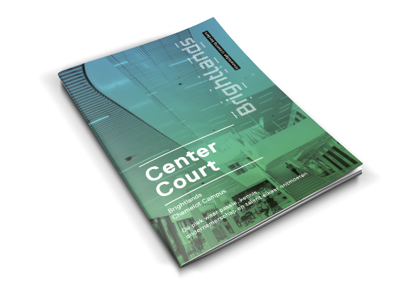 Center Court<br>Openingsmagazine