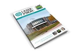 Laservision<br>Jubileummagazine