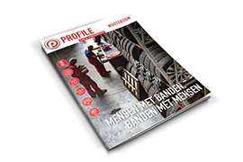 Profile Car & Tyreservice Nooteboom<br>Corporate magazine