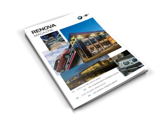 Renova Group Great magazines