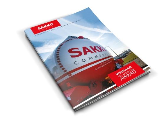 Sakko Commercial great magazines
