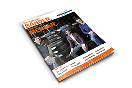 Tyrenet Nooteboom<br>Corporate magazine