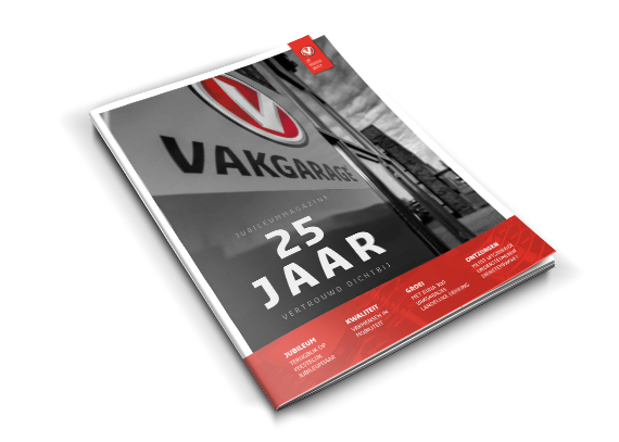 Stichting Vakgarage Great Magazines