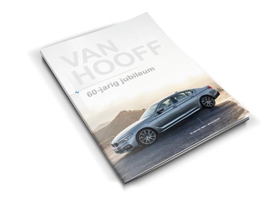 Van hooff great magazines