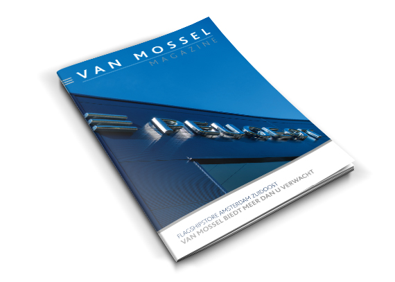Van Mossel Peugeot great magazines