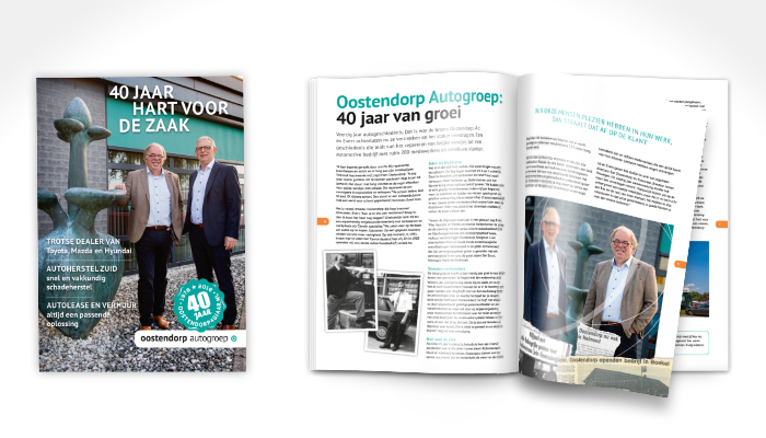 Oostendorp great magazines