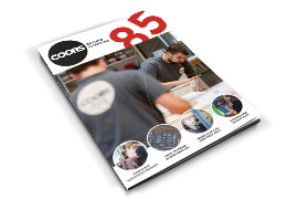 Coors Interieurbouw<br>Jubileummagazine