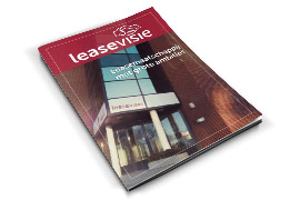 Leasevisie<br>Corporate magazine