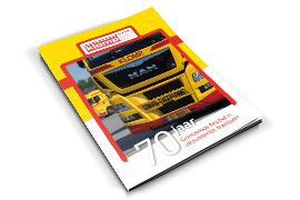 Klomp Transport<br>Jubileummagazine