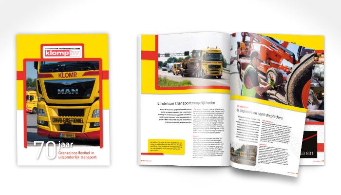 klomp transport great magazines