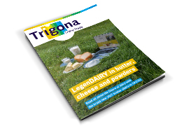 Trigona Dairy Trade<br>Corporate magazine