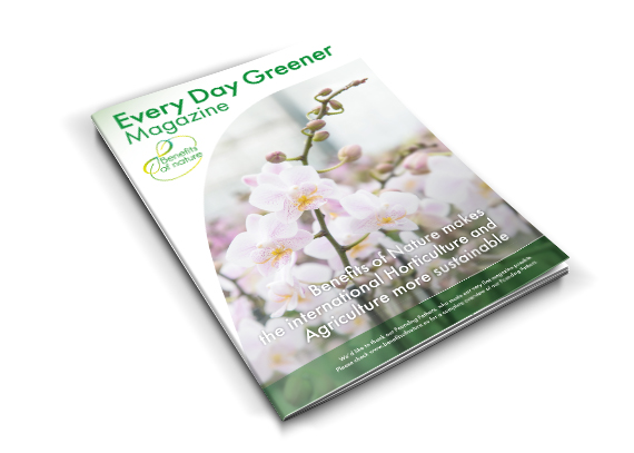 Benefits of Nature Great magazines