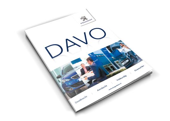 Peugeot DAVO Great Magazines