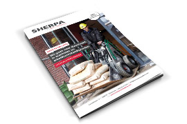 SHERPA mini-loaders<br>Corporate magazine