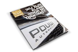Pouw Automotive<br>Jubileummagazine