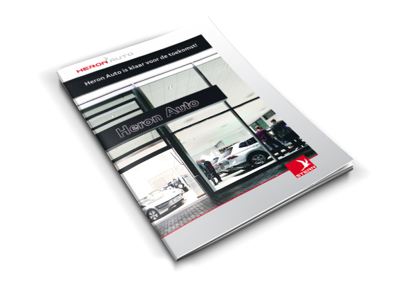 Heron Auto Great Magazines