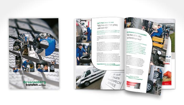 Groenenberg Banden Great Magazines