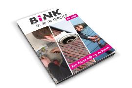 Bink Groep<br>jubileummagazine