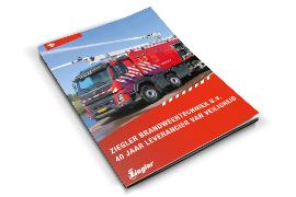 Ziegler Brandweertechniek<br>Jubileummagazine