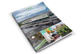 Van Oers United<br>Openingsmagazine