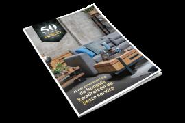 Haco Wonen & Slapen<br>Jubileummagazine