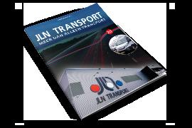 JLN Tranpsport<br>Jubileummagazine