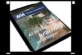 De Haas & Heesterbeek<br>Jubileummagazine