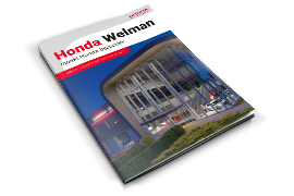 Honda Welman<br>Openingsmagazine